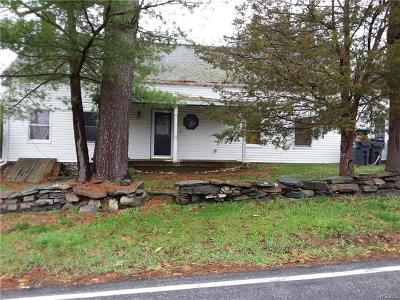 Orange County, Sullivan County, Ulster County Rental For Rent: 152 Seven Springs Road