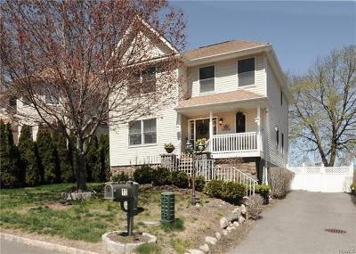 Rockland County Single Family Home For Sale: 13 Santiago Avenue
