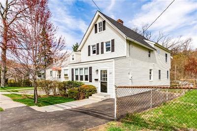 Hastings-On-Hudson Single Family Home For Sale: 207 Farragut Avenue
