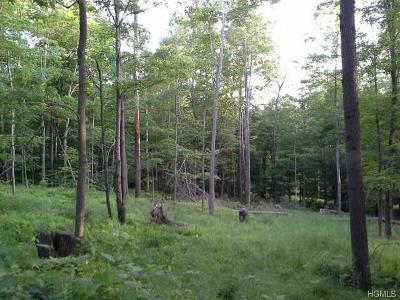 Orange County, Sullivan County, Ulster County Residential Lots & Land For Sale: Red Hill Road
