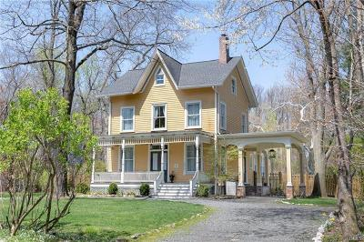 Palisades Single Family Home Sold: 124 Washington Spring Road