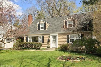 Tarrytown Single Family Home For Sale: 263 Benedict Avenue