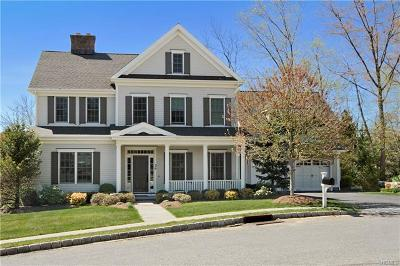 Armonk Single Family Home For Sale: 26 Cider Mill Circle