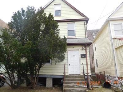 New Rochelle Single Family Home For Sale: 22 Winthrop Avenue