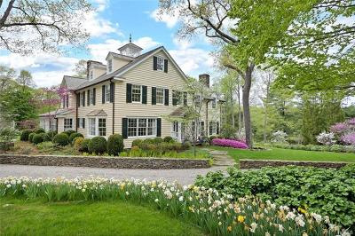 Connecticut Single Family Home For Sale: 20 Partridge Hollow Road
