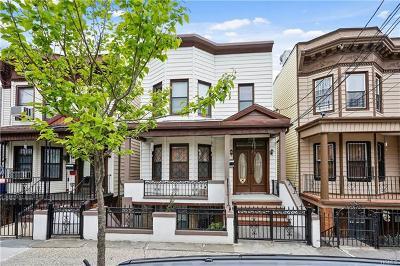 Multi Family 2-4 For Sale: 1737 Garfield Street