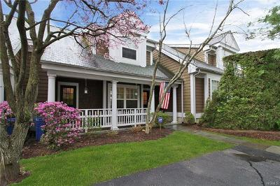 Briarcliff Manor, Pleasantville Condo/Townhouse For Sale: 37 Deertree Lane