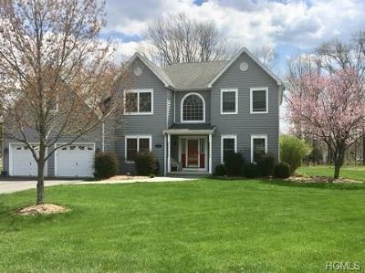 Middletown Single Family Home For Sale: 36 Melissa Terrace