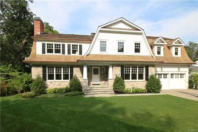 Scarsdale Single Family Home For Sale: 36 Herkimer Road