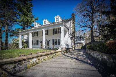Ossining Single Family Home For Sale: 83 Somerstown Road