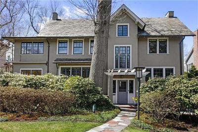 Scarsdale Single Family Home For Sale: 83 Walworth Avenue