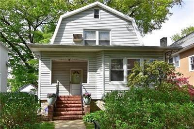 Mount Vernon Single Family Home For Sale: 33 East Birch Street