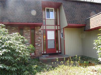 Nanuet Single Family Home For Sale: 46 Tennyson Drive