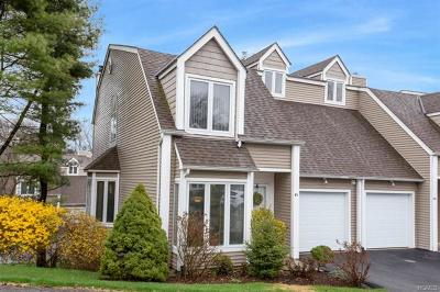 Ossining Condo/Townhouse For Sale: 43 Spring Pond Drive
