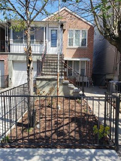 Bronx Multi Family 2-4 For Sale: 3236 Bronxwood Avenue