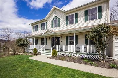 Amenia Single Family Home For Sale: 27 Ohandley Drive