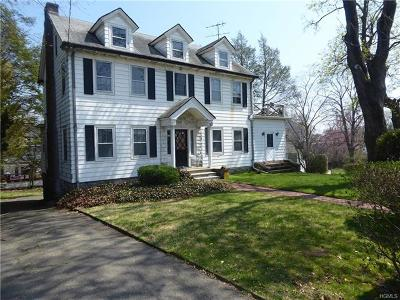 Port Chester Single Family Home For Sale: 6 Puritan Drive