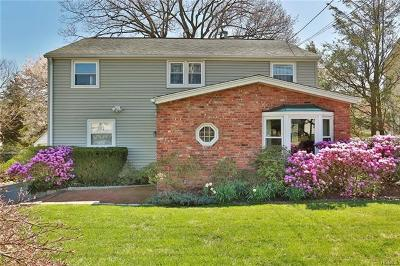 Thornwood Single Family Home For Sale: 201 Westchester Avenue