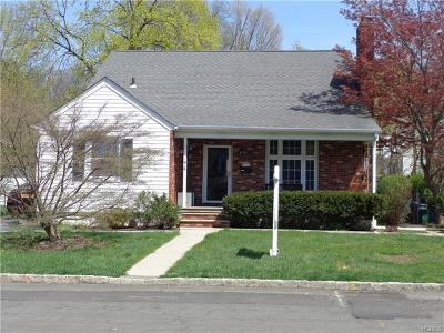 Rockland County Single Family Home For Sale: 4 Hillside Avenue