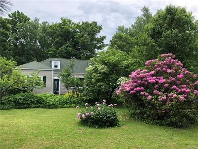 Warwick Single Family Home For Sale: 215 Pine Island Turnpike