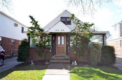 Single Family Home For Sale: 147-64 8th Avenue