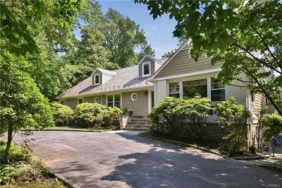 Rye Single Family Home For Sale: 11 Chester Drive