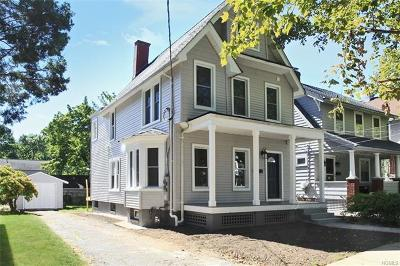Single Family Home Contract: 47 Elysian Avenue