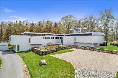 Pound Ridge Single Family Home For Sale: 15 Dogwood Hills Road