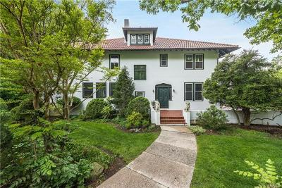 Dobbs Ferry Single Family Home For Sale: 74 Oliphant Avenue