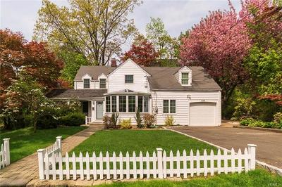 Scarsdale Single Family Home For Sale: 208 Beverly Road