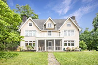 Cortlandt Manor Single Family Home For Sale: 31 College Hill Road