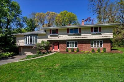Hastings-On-Hudson Single Family Home For Sale: 31 Jordan Road