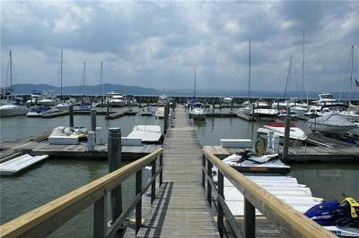 Westchester County Condo/Townhouse For Sale: G 6 Half Moon Bay Marina #G6