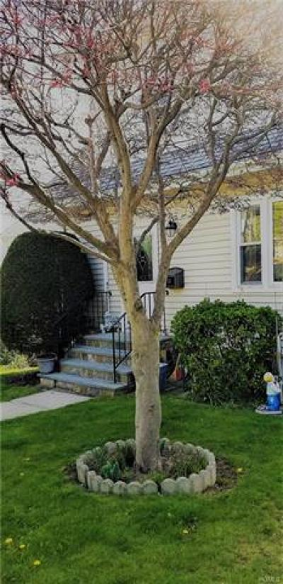 Port Chester Single Family Home For Sale: 55 Clark Place