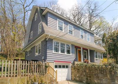 Dobbs Ferry Single Family Home For Sale: 102 Buena Vista Drive