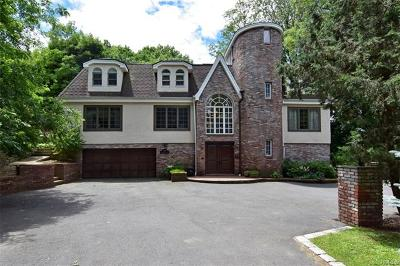 Dobbs Ferry Single Family Home For Sale: 59 Appleton Place