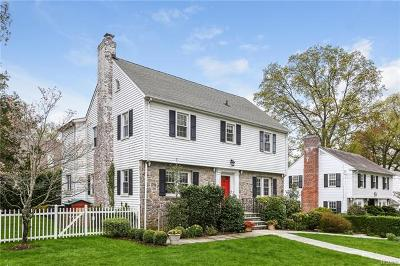 New Rochelle Single Family Home For Sale: 120 Rosehill Avenue