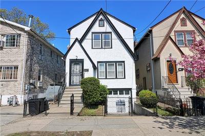 Bronx Single Family Home For Sale: 4064 Murdock Avenue