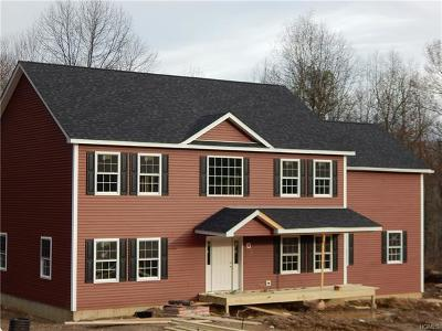 Sullivan County Single Family Home For Sale: Lot 3 Rolands Way