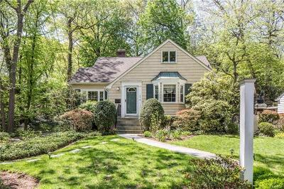Bronxville Single Family Home For Sale: 48 Wellyn Road
