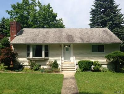 Pleasantville NY Single Family Home For Sale: $499,900