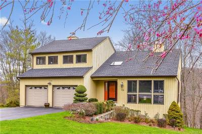 Somers Single Family Home For Sale: 156 Arbor