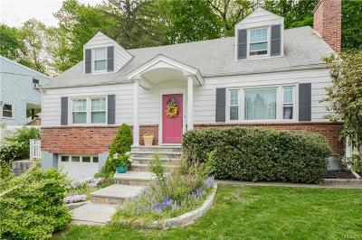 Cortlandt Manor Single Family Home For Sale: 223 Buttonwood Avenue