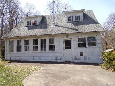 Middletown Single Family Home For Sale: 600 Goshen Turnpike
