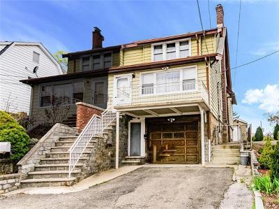 Yonkers Single Family Home For Sale: 395 Aka 393 St Johns Avenue