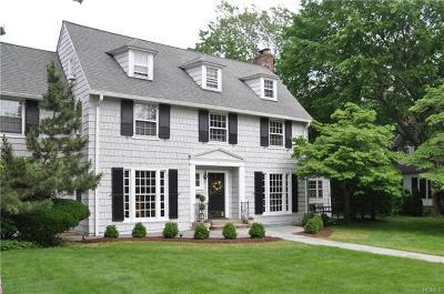 Bronxville Single Family Home For Sale: 110 Park Avenue