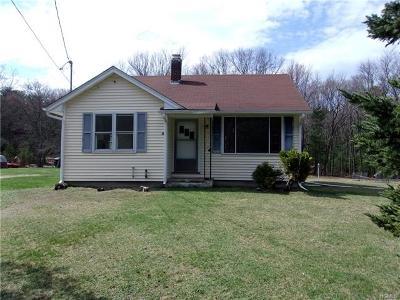 Glen Spey Single Family Home For Sale: 153 Ogden Road