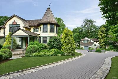 Westchester County Single Family Home For Sale: 981 Orienta Avenue