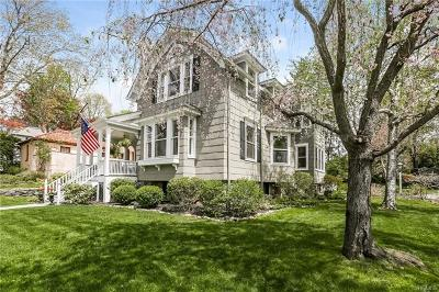 Pleasantville NY Single Family Home For Sale: $949,000