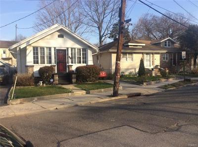 Mount Vernon Single Family Home For Sale: 47 Washington Boulevard